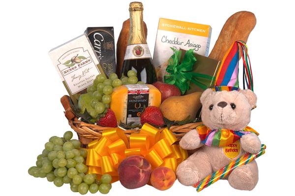 Draeger's Happy Birthday Basket