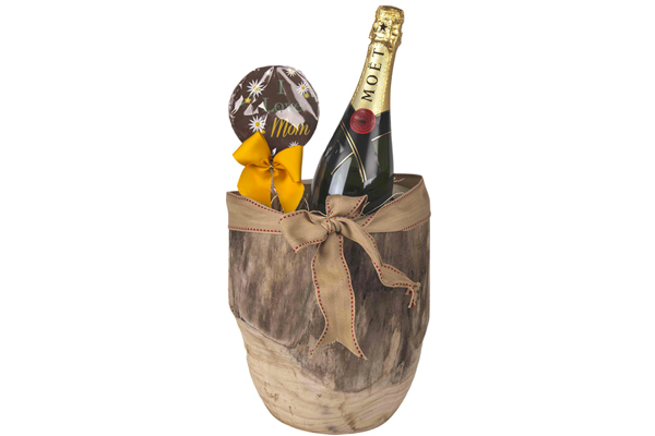 """Draeger's Mother's Day """"Say it Simply"""" Basket"""