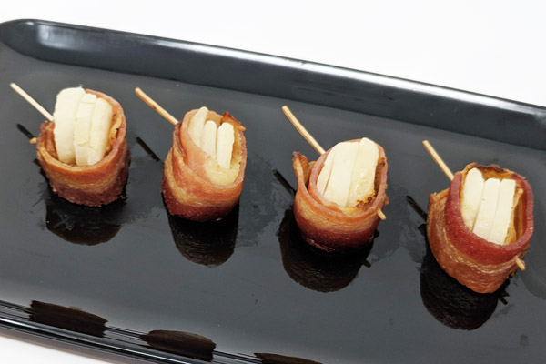 Draeger's Bacon-Wrapped Water Chestnuts