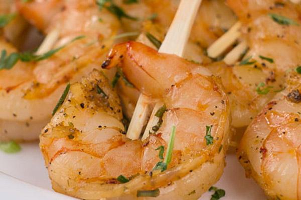 Draeger's Lemon Tarragon Shrimp