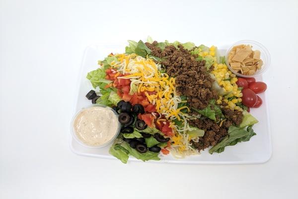 Draeger's Taco Salad