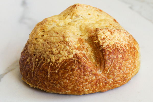 Draeger's Sourdough Cheese Loaf