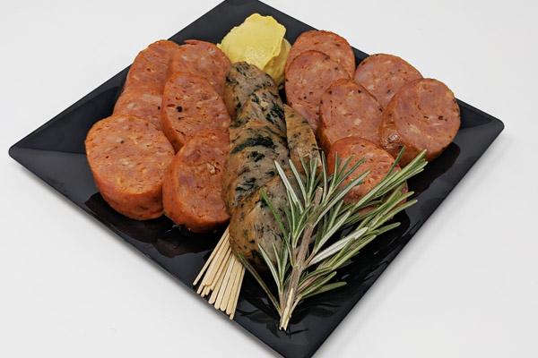 Draeger's Sausage Platter