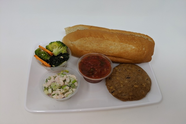 Draeger's Lunch Box: The Golden Gate