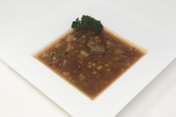 Draeger's Beef Barley Soup