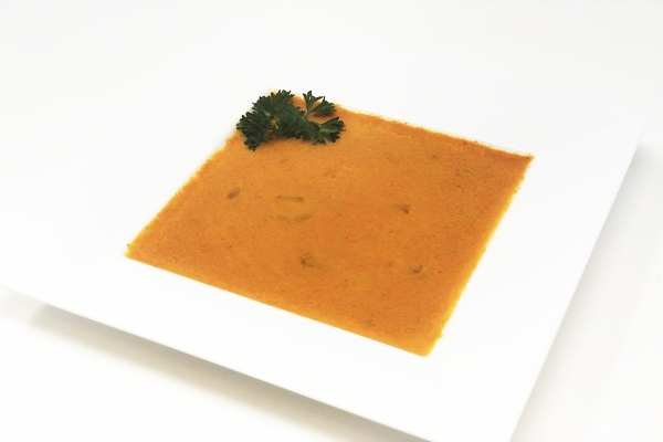 Draeger's Roasted Red Pepper Soup