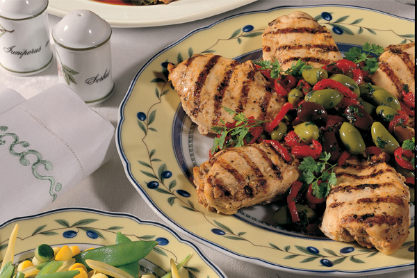 Draeger's Grilled Marinated Boneless Chicken