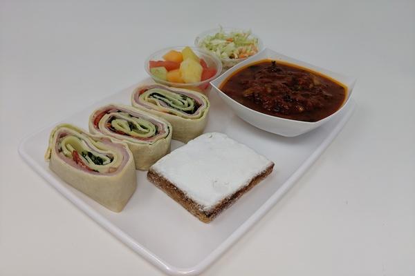 Draeger's Lunch Box: The Mediterranean