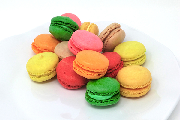 Draeger's French Macaron - Passion Fruit
