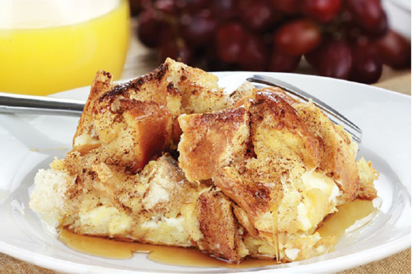 HEAVENLY FRENCH TOAST CASSEROLE