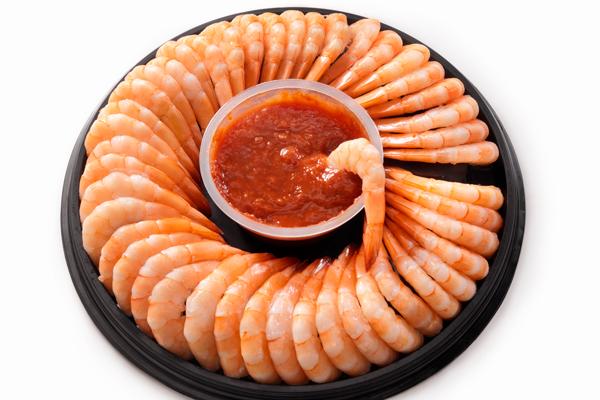 Shrimp Platters